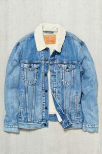 Levis Denim Jaclket