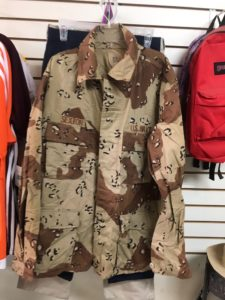 Used Army Jackets